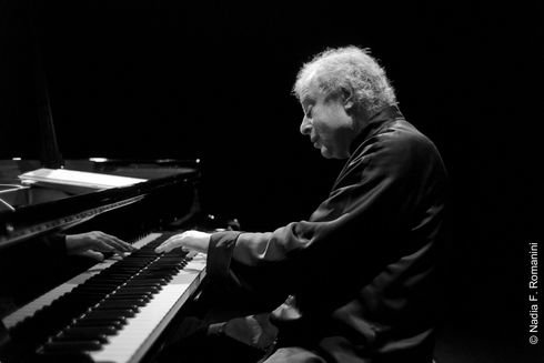 Gstaad Piano Academy Andras Schiff